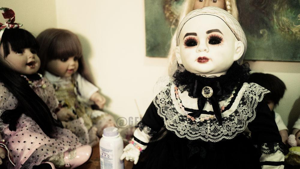 boneka arwah